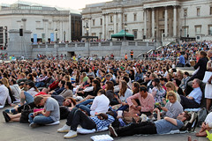 Tosca relayed LIVE and for free to BP Big Screens on 18 July 2013