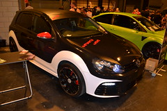 VW Golf GTI - Modified (jambox998) Tags: black vw golf volkswagen paint coat modified gti custom job alloys powered