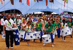 WOMAD 2013 Parade (Hawknose Harlequin) Tags: uk festival sunday july wiltshire worldmusic charltonpark theworldsfestival womad2013 womad2013parade