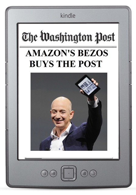 Bezos Buys the Post