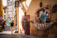 (StylelaB) Tags: life street city trip travel light shadow summer people urban france landscape photography marseille nikon south streetphotography photojournalism streetlife aixenprovence tourist provence moment sud d90 2013 stylelab ahuypham