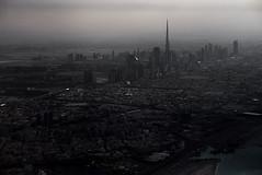 Dubai-aerial-view (Raphael Olivier) Tags: city urban tower architecture skyscraper landscape photography dubai cityscape photographer view uae documentary aerial architectural emirates khalifa burj raphaelolivier