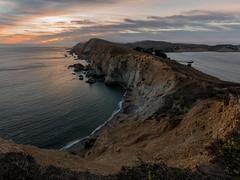 Point Reyes National Seashore (Tōn) Tags: ocean sunset beach nature landscape unitedstates pacific pacificocean marincounty pointreyes sealions rockybeach waterscape pointreyesnationalseashore oceanscape tonyvanlecom