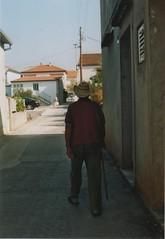 Old cowboy (Lorenz Jerey) Tags: sky cowboy croatia oldman nikonfa