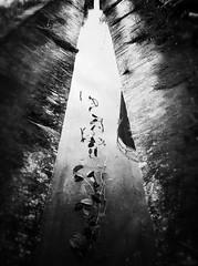 IMG_2939 (The Paul Miller) Tags: ocean sea urban reflection rain work river concrete mar trabajo google construction agua industrial break ditch decay 4 pipes lagos shore monsoon refraction nigeria chevron jobsite iphone escravos iphonography snapseed