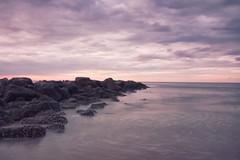 North sea sunset (bestarns [www.spiritofdecay.com]) Tags: sea canon photography eos photo long flickr break photographie belgium image pics spirit north picture 7d pause ernest sebastien facebook susnet 500px bestarns spiritofdecay