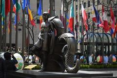 Rockefeller Center (JH Stokes) Tags: life usa holiday newyork tourism america photography earth manhattan unitedstatesofamerica sightseeing 2014