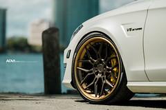 Mercedes CLS63 AMG ADV7 Track Spec (ADV1WHEELS) Tags: street track wheels deep rims luxury spec forged concave stance oem 3piece 1piece adv1 forgedwheels deepconcave advone advancedone