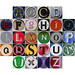 Squircle Alphabet 9