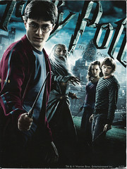 Harry Potter and the Half-Blood Prince (lynseelyz) Tags: usa chicago unitedstatesofamerica harrypotter postcrossing postcards harrypotterandthehalfbloodprince halfbloodprince directswap