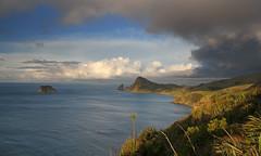 rolling shadow (Paul J's) Tags: ocean fletcher island bay pacific cape coromandel colville