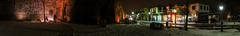 Ioannina,  (nikolasga) Tags: snow castle night landscape panorma grecce ioannina