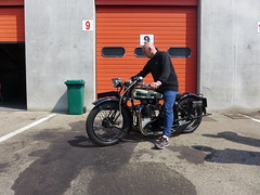 Triumph TT 1927 500cc OHV (Michel 67) Tags: classic vintage motorbike antigua antiguas moto motorcycle asi ancienne motocicleta motorrad vecchia motocicletta motocyclette clasica vecchie motoshow clasicas motociclette motociclete classik motocyklar motocicletti