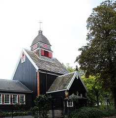 Rotterdam, The Netherlands (rick ligthelm) Tags: rotterdam netherlands thenetherlands norwegian norwegianchurch norway church woodenbuilding wood