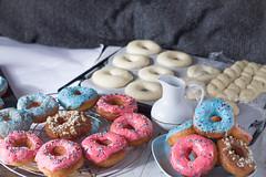 donuts orizz (Dolcinboutique) Tags: donuts colazione breakfast