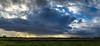 Het Bossche Broek #2 (Bart K. Prins) Tags: panasonic lumix dmclx7 panorama clouds netherlands bosschebroek