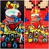 spiderman (virsingh77) Tags: cookiesjar cake boys kids spiderman cartoon