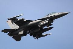 USAF F-16C, 77th FS, Gamblers, SW 345, Myrtle Beach, South Carolina, Summer 2016, (2) (hondagl1800) Tags: usaff16c 77thfs gamblers sw345 myrtlebeach southcarolina summer2016 fighterjet aircraft airplane blue instagramapp outdoor vehicle f16 f16c shawafb shawairforcebase fightingfalcon falcon usaf usairforce airforce
