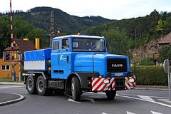 FAUN  L1206W45Z year 1973 (marvin 345) Tags: faunl1206w45z diealtenbrummiskommen faun truck trucks camion leoben austria oldtruck truckvintage felbermayr