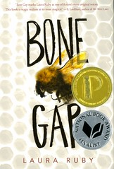 Bone Gap (Vernon Barford School Library) Tags: 9780062317605 lauraruby laura ruby bully bullies bullying fantasy fantasyfiction horror horrorfiction viewpoint multiplepointsofview pointofview brothers siblings faceperception faces interpersonalrelations kidnapping kidnapped kidnappers crime criminals family vernon barford library libraries new recent book books read reading reads junior high middle school vernonbarford fiction fictional novel novels hardcover hard cover hardcovers covers bookcover bookcovers youngadult youngadultfiction ya