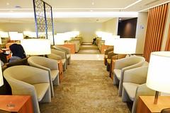 Regular armchair seating (A. Wee) Tags: terminal3 cgk jakarta 雅加达 airport 机场 garudaindonesia lounge
