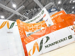 Novaprodukt (neosystem1) Tags: exhibition stand glass design builders dubai pop up ideas for sale london new artwork booth 2016 rent text neo print colour elf white