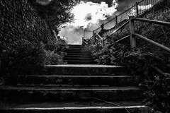 Step up! (@bill_11) Tags: broadstairs england steps monochrome