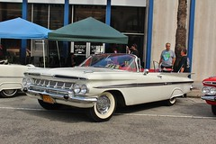 13th Annual Culver City Car Show (USautos98) Tags: 1959 chevrolet impala convertible chevy