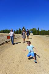 before the fall (domit) Tags: italica sevilla spain isaac oma opa jay walk