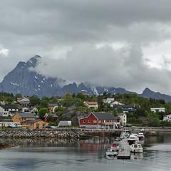 Norway - Lofoten - Kabelvåg