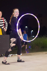 Firefish-10 (KaylaLeighann) Tags: photographer ohio canon photography rebel 5t firefish festival lorain night performance hooping dance girl woman glow light