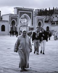 The entrance to the Medina (cekuphoto) Tags: 2010 d70 fez morocco november