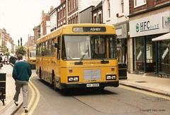 258 HXI 3008 (onthebeast) Tags: stevensons leyland lynx 258 hxi 3008 burton centre bus services