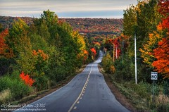 Country Roads The Fall Edition II (sminky_pinky100 (In and Out)) Tags: fall valley annapolisvalley novascotia canada road pretty colourful landscape foliage autumn outsdoors scenic travel tourism omot cans2s