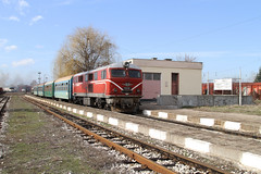 BDZ 75 008, Septemvri 2013-02-04 (Michael Erhardsson) Tags: bulgarien resa 2013 tg train railway jrnvg tgresa smalspr narrow gauge diesel diesellok