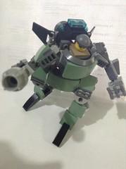 Tactical TOAD (taleweaver) Tags: afol lego buildingbuilders teamtopak aml hardsuit