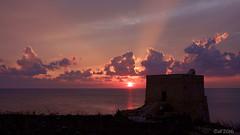 say goodbye until tomorrow (leaving-the-moon) Tags: 201609 cloud clouds colors farbe goodlight gozo himmel maltagozo sky sonnenuntergang sun sundown wolken xlendi xlendibay xlenditower