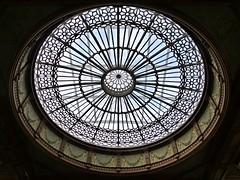 Waverley Station (Wider World) Tags: scotland edinburgh waverleystation bookinghall cupola castiron putti garland
