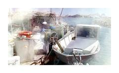 Serie du 15 08 16 : Quai Brassens, Ste (basse def) Tags: sete boats ports sea