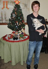 2016 Christmas Season (marilyntunaitis) Tags: 2016christmasseason christmastree nick bella