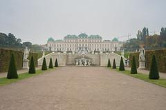 Oberes Belvedere I (Ralf Muennich) Tags: wien vienna belvedere baroque palace schlsser