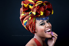 Kaycee R. (RalphEvans Photography) Tags: beauty fanm kreyol editorial retouch photography queen blackqueen blackwomen women goddess africanwoman woman