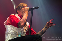 Billy Talent Live at The Roundhouse