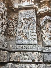 Temple walls4 (kaushal.pics) Tags: helbedu hoysala