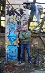 self3107 (Tommy Berlin) Tags: men jeans levis bomberjacke alphajacke