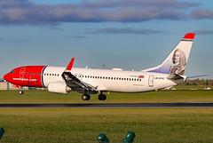 LN-DYE 01 (GH@BHD) Tags: lndye boeing 737 737800 738 b737 b738 dy nax norwegianairshuttle dub eidw dublininternationalairport dublinairport dublin aircraft aviation airliner