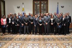 Clausura de Cursos para el Sistema Carcelario (U.S. Embassy Montevideo) Tags: kellykeiderling inisa ministerio del interior jane sachs sistema penitenciario