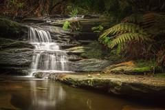 Little waterfall (affectatio) Tags: waterfall waterfalls falls federalfalls bluemountains southlawson lawson newsouthwales nsw sony a77mk2 a77ii zeiss 2470mm