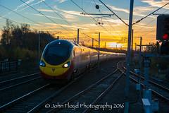 DSC_8390 (John Floyd Photography) Tags: trains trainspotting nikon d3200 wigan north western wgn passenger freight virgin virgintrains virginwestcoast 390 class390 pendolino