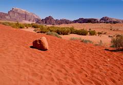 Wadi Rum (dolorix) Tags: dolorix jordanien jordan rot red wste desert felsen rocks wadirum